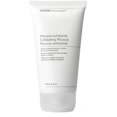 Endor anti-aging skin care - exfoliating mousse