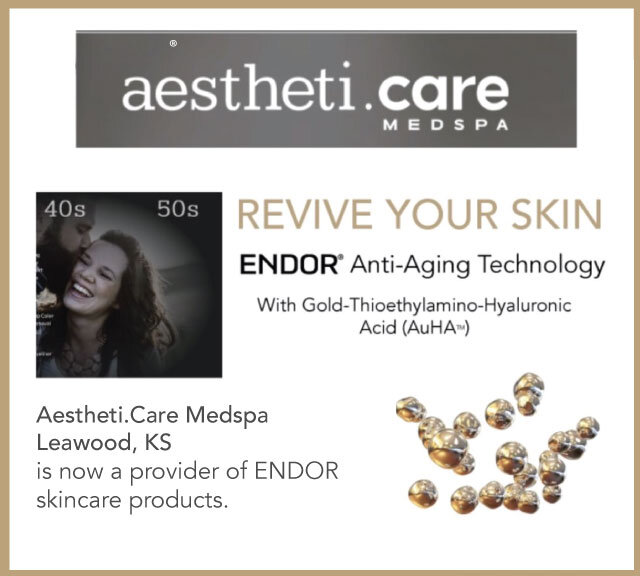 endor anti-aging skincare from aestheticare