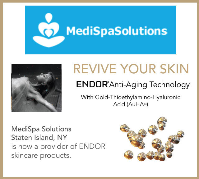 endor anti-aging skincare from medispa solutions