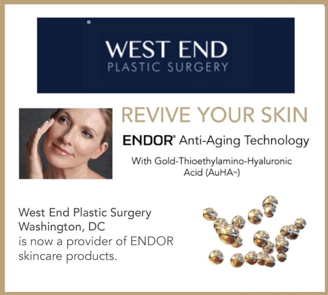 endor anti-aging skincare from westend plastic surgery