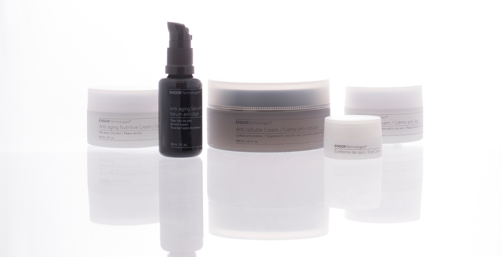 anti-aging skincare solutions from Endor